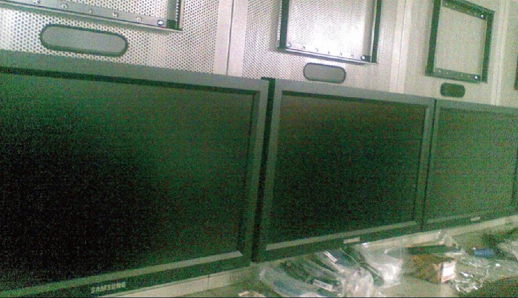 新锦江大厦监控系统